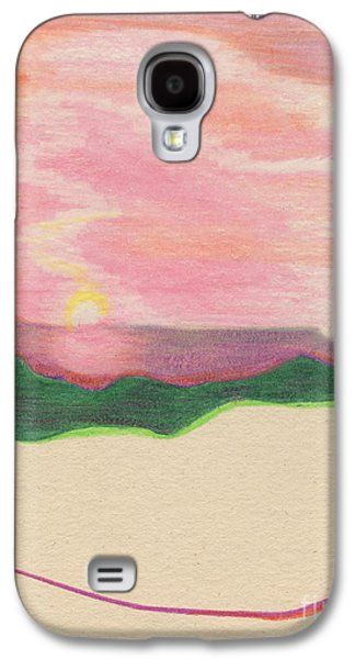 Sunset By Jrr Galaxy S4 Case
