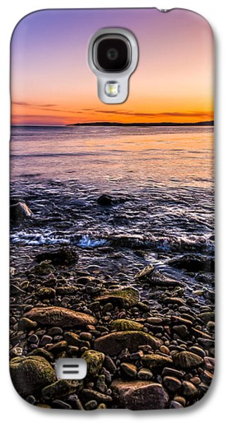Sunset Photos Elgol Isle Of Skye Galaxy S4 Case