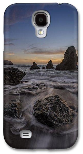 Sunset Goodbye Galaxy S4 Case by Rick Berk