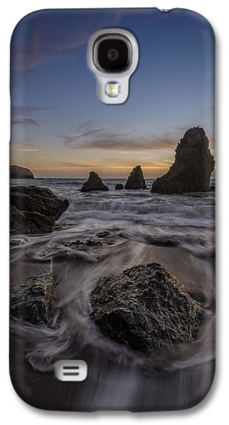 Sunset Goodbye Galaxy S4 Case