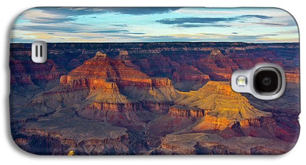 Sunset, Hopi Point, South Rim, Grand Galaxy S4 Case