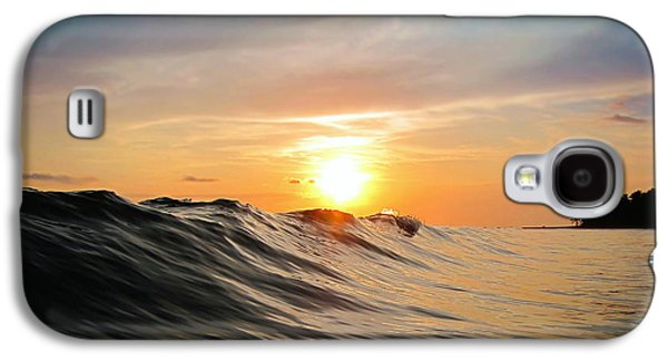 Sunset In Paradise Galaxy S4 Case by Nicklas Gustafsson