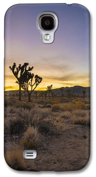Sunset Galaxy S4 Case