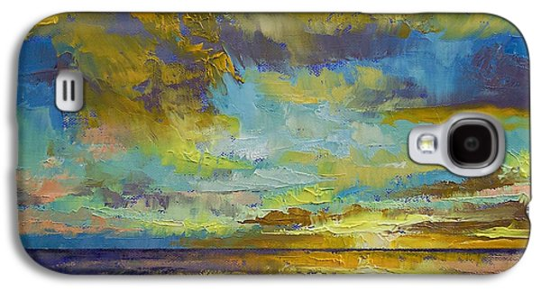 Sunset Key Largo Galaxy S4 Case by Michael Creese