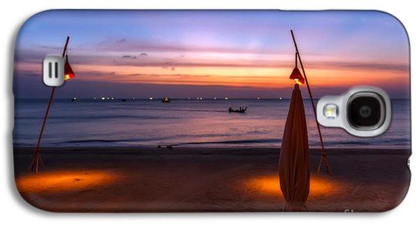 Sunset Lanta Island  Galaxy S4 Case by Adrian Evans