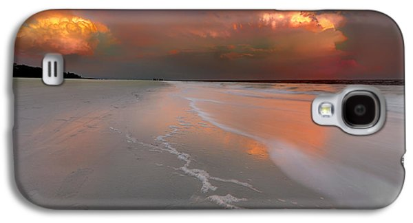 Sunset On Hilton Head Island Galaxy S4 Case