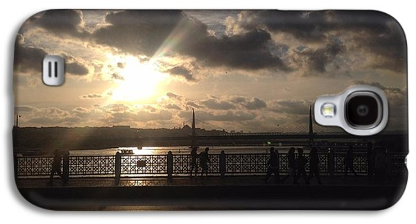 Sunset Over Istanbul Turkey Galaxy S4 Case