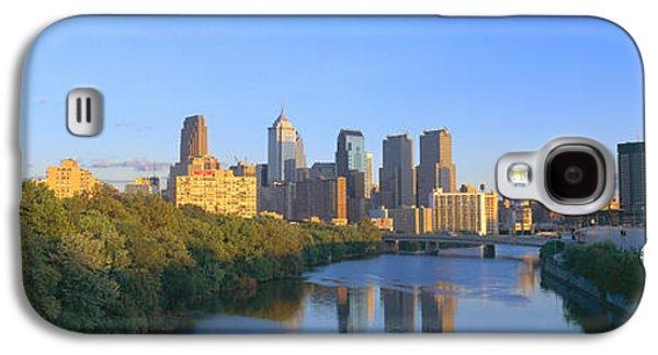 Sunset, Philadelphia, Pennsylvania Galaxy S4 Case