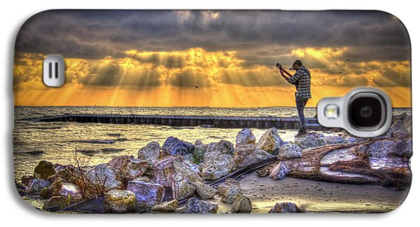 Sunset Serenade  Galaxy S4 Case by Marvin Spates