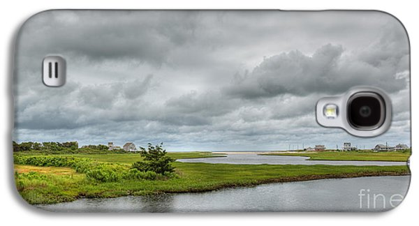 Sunshine And Heavy Clouds Over Dennisport Galaxy S4 Case