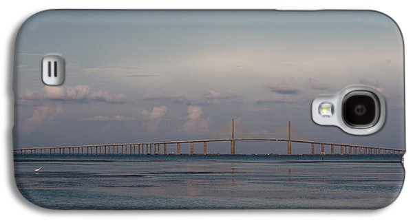 Sunshine Skyway Bridge Galaxy S4 Case