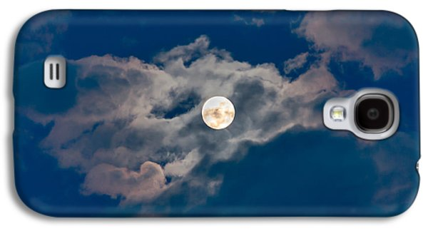Supermoon Galaxy S4 Case by Robert Bales