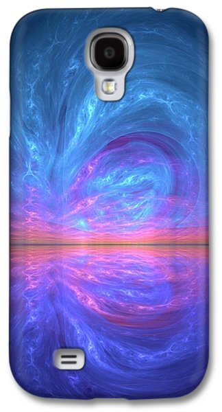 Supersymmetry Conceptual Artwork Galaxy S4 Case