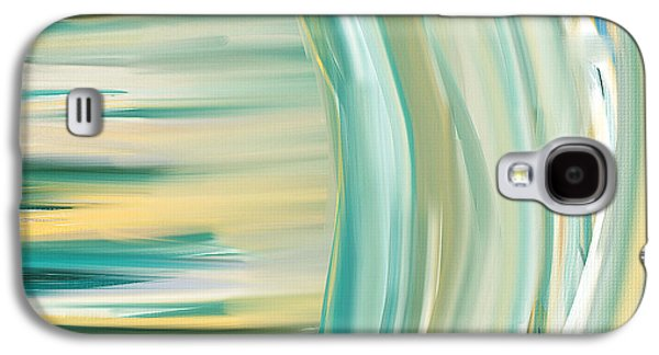 Surf And Sand Galaxy S4 Case by Lourry Legarde