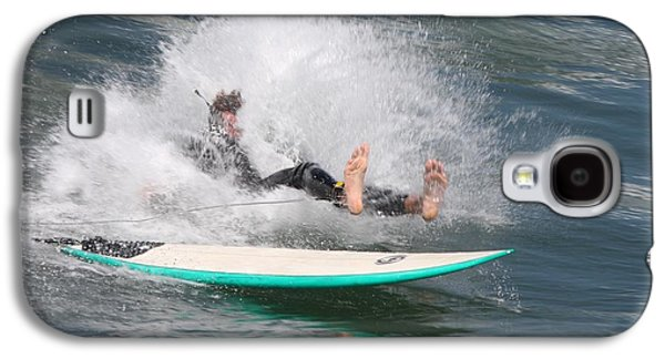 Surfer Wipeout Galaxy S4 Case
