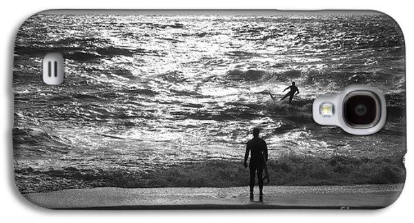Surf'in The Atlantic Ocean Galaxy S4 Case