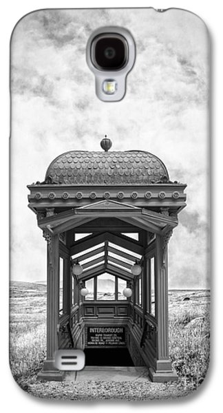 Subway Surreal Galaxy S4 Case by Edward Fielding