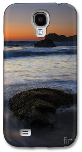 Surrounded By The Tide Galaxy S4 Case by Mike  Dawson