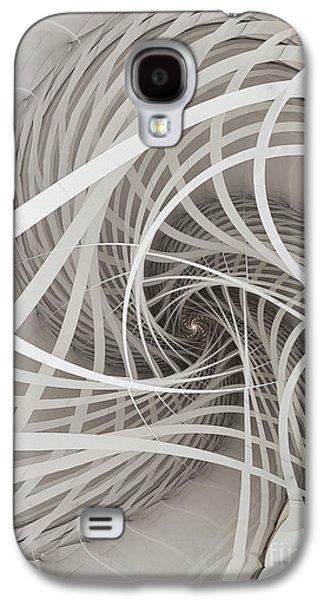 Suspension Bridge-fractal Art Galaxy S4 Case by Karin Kuhlmann