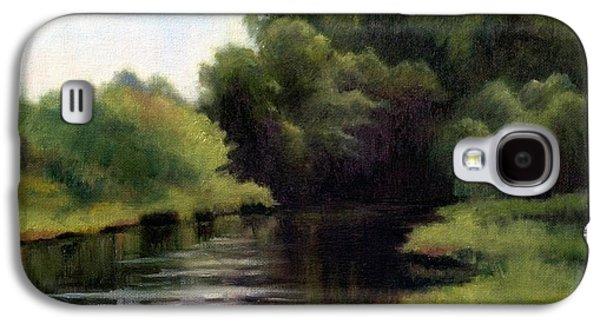 Swan Creek Galaxy S4 Case by Janet King