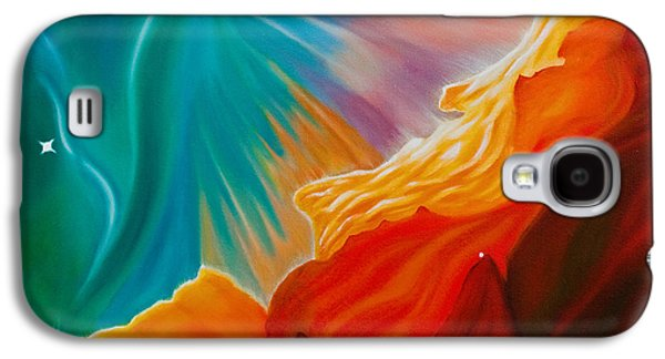 Swan Nebula Galaxy S4 Case
