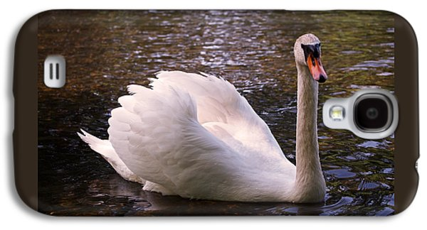 Swan Pose Galaxy S4 Case