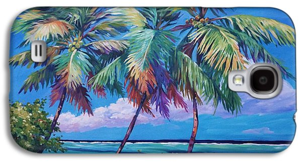Swaying Palms  Galaxy S4 Case