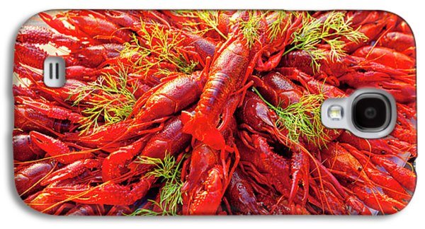 Sweden - Crayfish With Dill Eaten Galaxy S4 Case by Panoramic Images