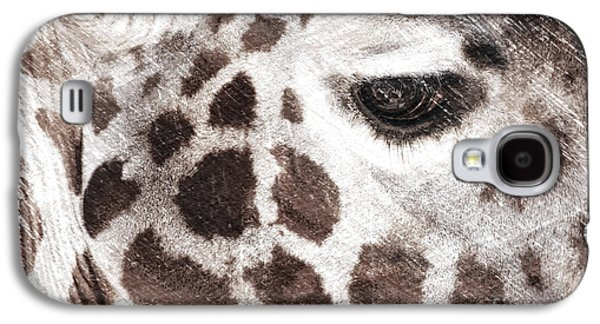 Sweet Giraffe  Galaxy S4 Case