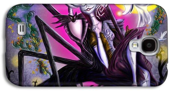 Sweet Loving Dreams In Halloween Night Galaxy S4 Case