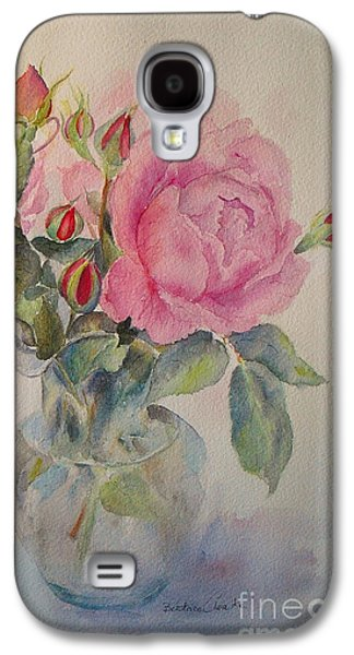 Sweet Moment Galaxy S4 Case by Beatrice Cloake