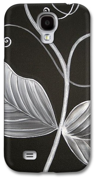 Sweetpea Vine Galaxy S4 Case
