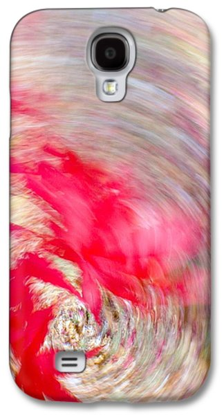 Swirling Japanese Maple Leaves Galaxy S4 Case