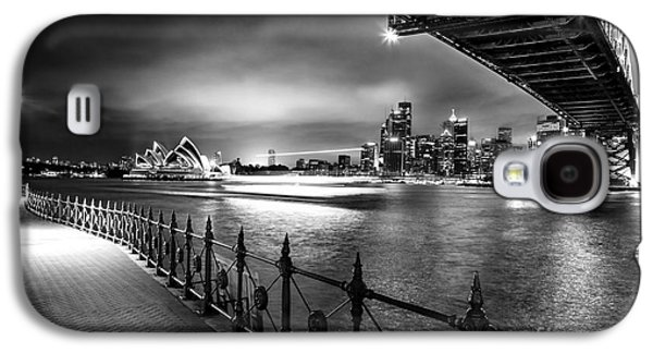 Sydney Harbour Ferries Galaxy S4 Case by Az Jackson
