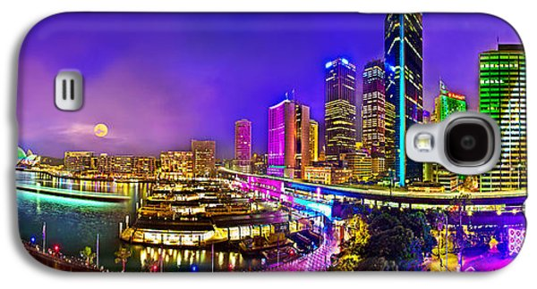 Sydney Vivid Festival Galaxy S4 Case