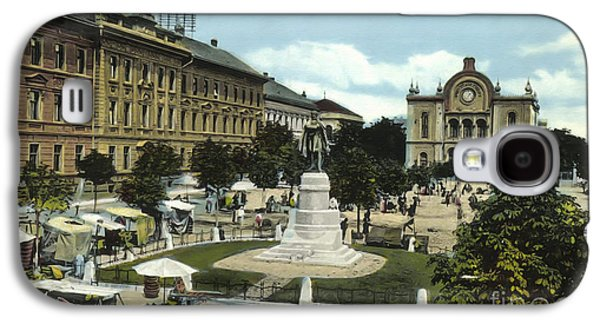 Synagogue Pecs Hungary 1915 Galaxy S4 Case