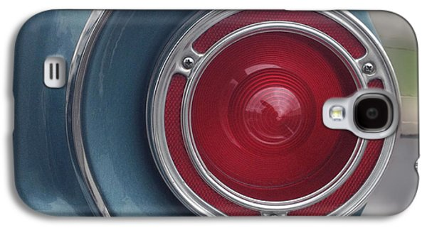 Tail Light Ford Falcon 1961 Galaxy S4 Case by Don Spenner