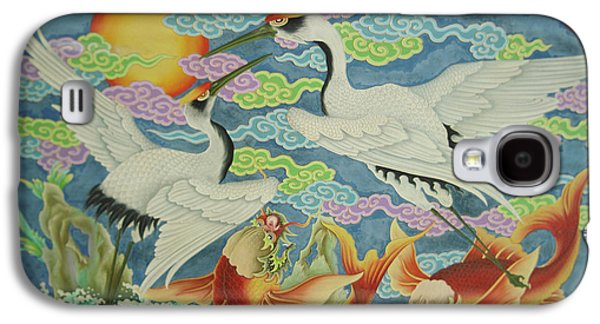 Taiwan, Peimen, Nankunshen Temple Galaxy S4 Case by Jaynes Gallery