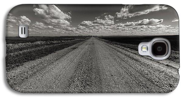 Take A Back Road Bnw Version Galaxy S4 Case
