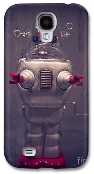 Take Me To Your Leader Galaxy S4 Case by Edward Fielding