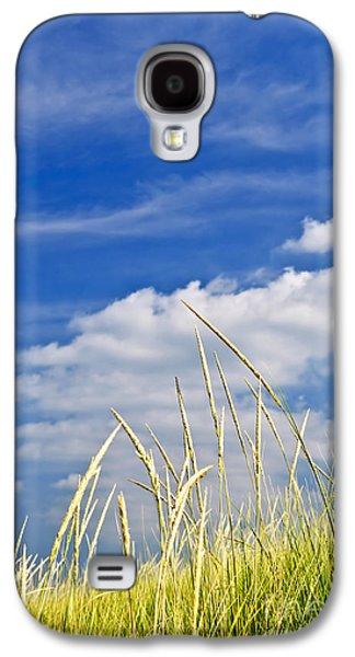 Tall Grass On Sand Dunes Galaxy S4 Case