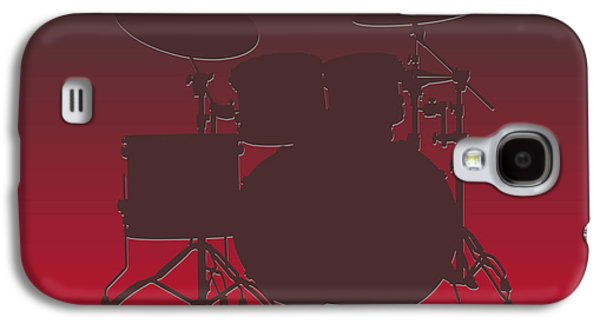 Tampa Bay Buccaneers Drum Set Galaxy S4 Case