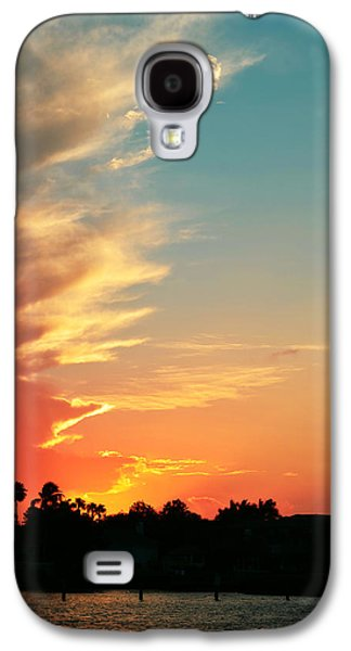 Tangerine Dream Galaxy S4 Case by Laura Fasulo