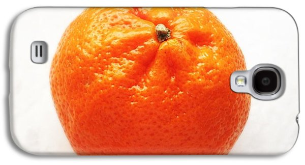 Tangerine Galaxy S4 Case