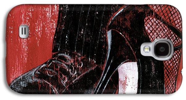 Tango Galaxy S4 Case by Debbie DeWitt