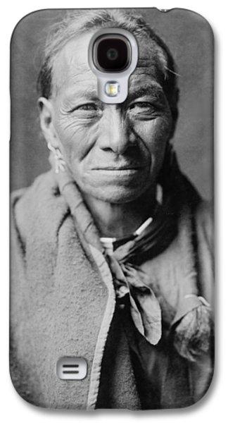 Taos Indian Circa 1905 Galaxy S4 Case