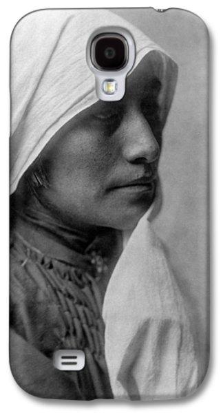 Taos Woman Circa 1905 Galaxy S4 Case
