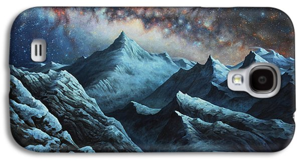 Tapestry Of Time Galaxy S4 Case