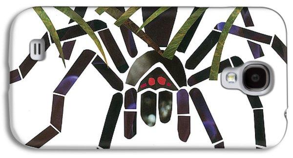 Tarantula Galaxy S4 Case by Earl ContehMorgan