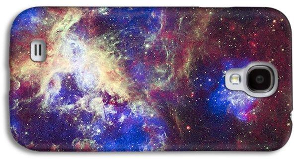 Tarantula Nebula Galaxy S4 Case